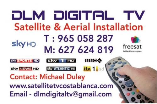 DLM DIGITAL TV