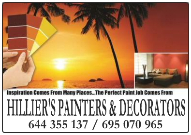 HILLIER PAINTERS & DECORATORS