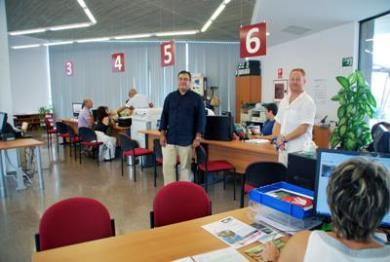 El empadronamiento the municipal civil for Oficina empadronamiento