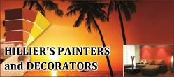 javeamigos.com | ADVERT - HILLIER'S PAINTERS AND DECORATORS