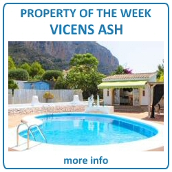 PROPERTY OF THE WEEK |  Vicens Ash