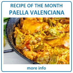javeamigos.com | RECIPE OF THE MONTH