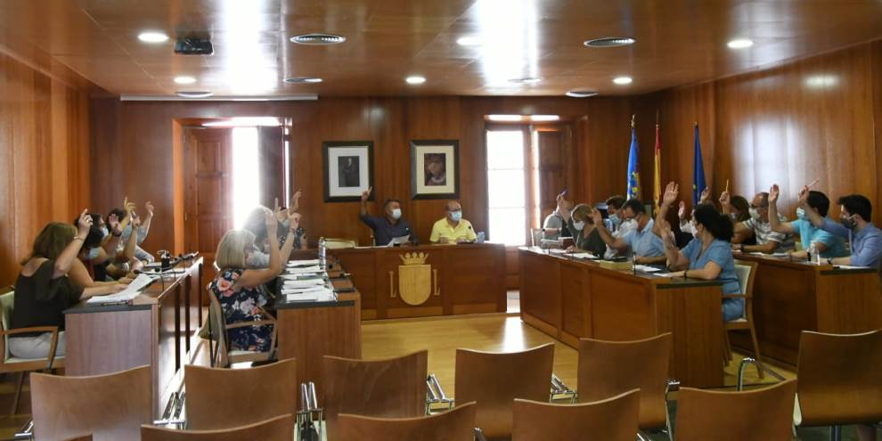 XÀBIA INCREASES BEACH CAPACITIES AFTER RE-EVALUATION MEASURES