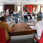 MAYOR ATTENDS MONTGÓ PARK GOVERNING BOARD MEETING