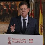 """Ximo Puig announces new measures: """"We can't go on like this."""""""
