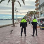 Local Police and Guardia Civil strengthen presence in public spaces of Xàbia