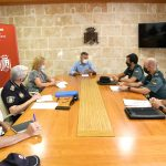 Security patrols will be strengthened in Xàbia over next few weeks
