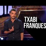 Comedian and monologuist Txabi Franquesa comes to Xàbia to support Fogueres 2022