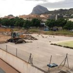 Work finally begins on municipal swimming pool complex